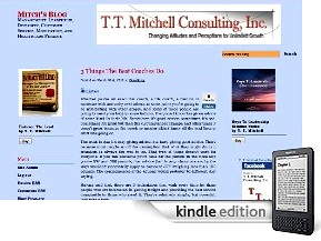 Mitch's Blog on Kindle