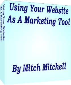 Website Marketing Tool
