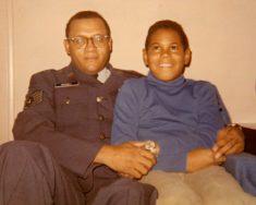 Dad - Me, Vietnam Day
